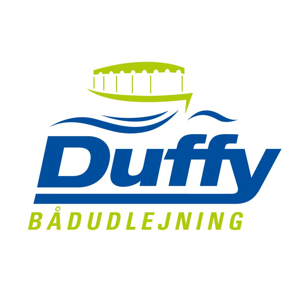 Logo Duffy Bådudlejning