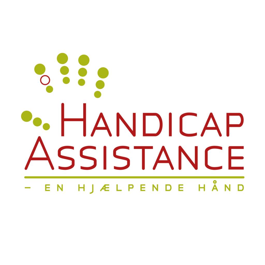 Re-design af logo til Handicapassistance