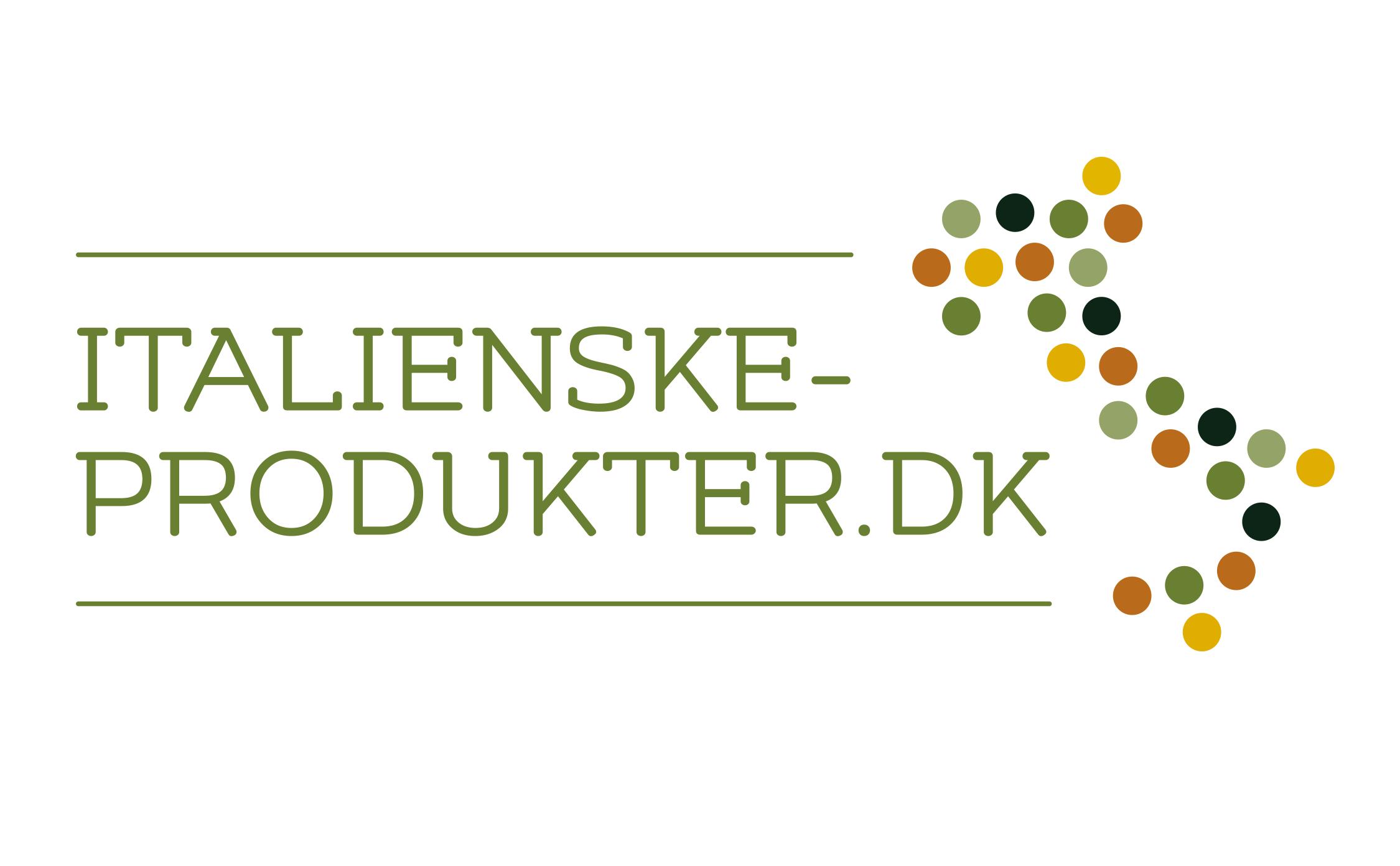 Logodesign Italienskeprodukter.dk
