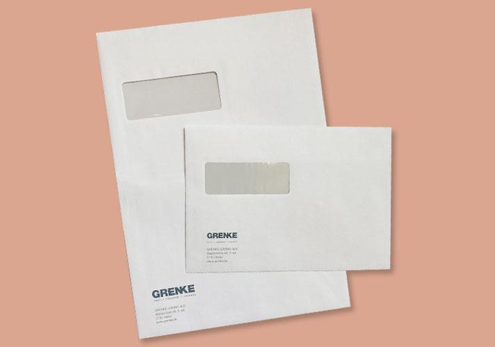 Kuverter i alle størrelser